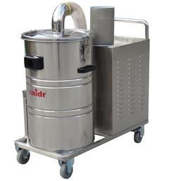 清理五金加工的铁屑工业用吸尘器2200W威德尔电瓶式吸尘器