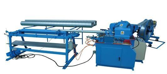 三本固定管模型SBTF-1602飞剪螺旋风管机