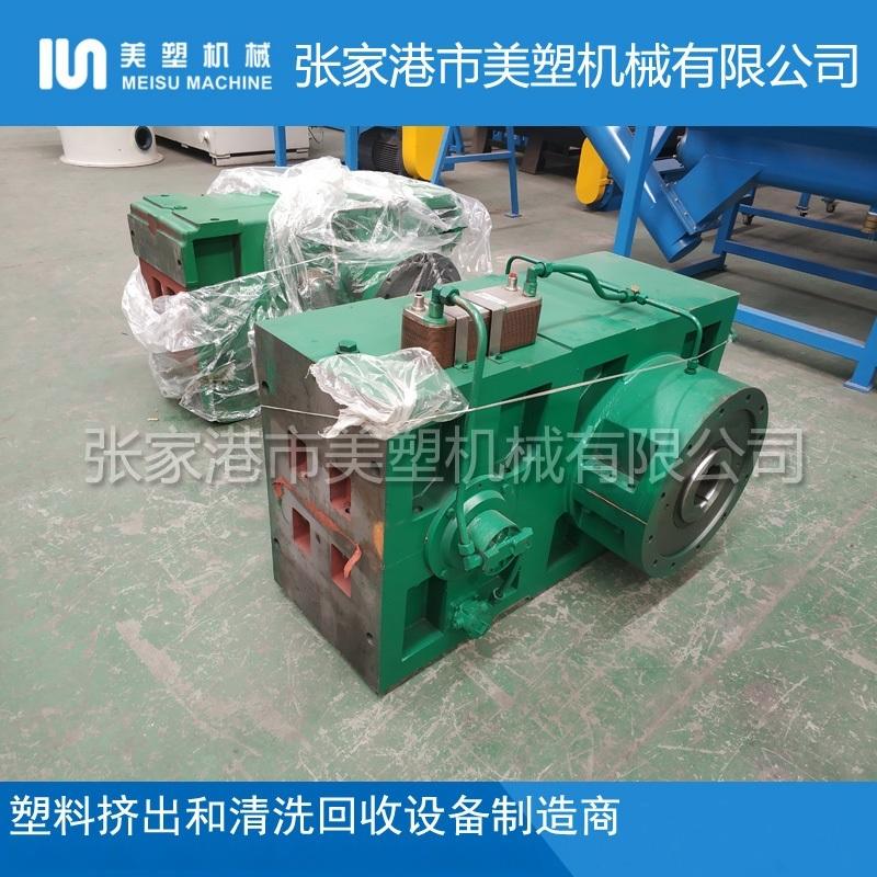 团粒造粒机-SJ85/33单螺杆水环切粒生产线