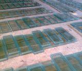 山东济南消防检测复合灌浆防火玻璃