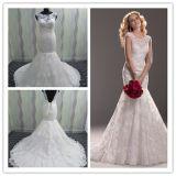 2014欧美最新款高档蕾丝新娘结婚婚纱