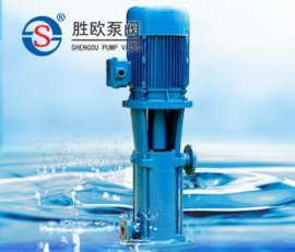 LG立式多级稳压给水泵