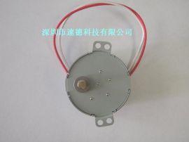 家用电器,定时器,广告灯箱  同步微电机SD-83-591