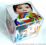 壓克力正方形盒子相框 亞克力六面體相框