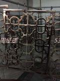 铝板雕刻屏风价格 雕刻镂空仿古屏风订做
