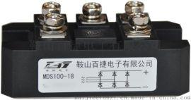 MDS50A-MDS100A三相整流桥模块