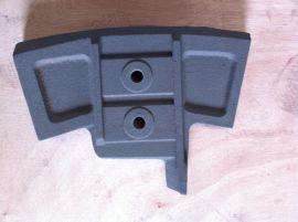 BHS混凝土搅拌机叶片、菱形衬板、卸料门护板、搅拌臂