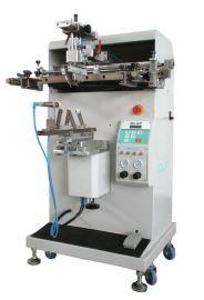 平曲两用丝印机 半自动丝印机