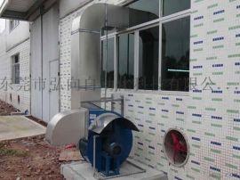 防爆型水帘柜 喷漆水濓柜 不锈钢喷漆柜