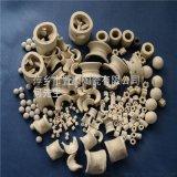 供應16%-33%氧化鋁乾燥塔陶瓷填料  吸收塔陶瓷填料   冷卻塔陶瓷填料