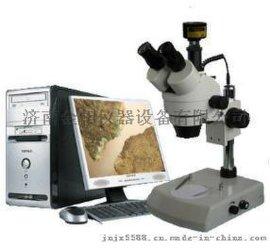 河北山东JSZ7-300W数字摄像体视显微镜-价格优惠-济南金相