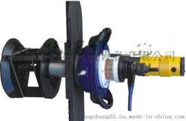 同盛厂家直销钢管管子电动内涨式外卡式坡口机