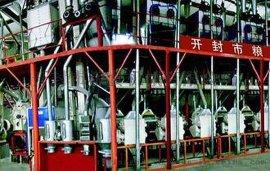 高筋粉玉米加工设备 开封粮机