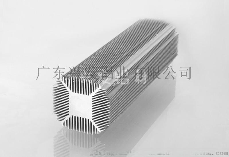 佛山|厂家直供兴发电子铝型材散热器