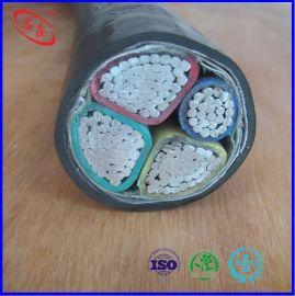 名鑫VLV22额定电压0.6/1kV铝芯电缆   绝缘聚氯乙烯护套电缆
