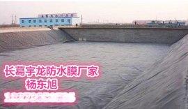 鱼塘/黑膜/藕池/泥鳅池/虾池/0.5mm加厚塑料防水橡胶布/黑膜防渗膜价格