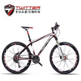 山地自行车TW6900变速大套件油刹山地车批发