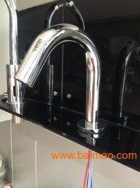 开平创点卫浴有限公司厂家直销ARBH-5004A龙头式感应皂液器,质量稳定,价格便宜