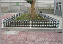 江苏盐城PVC绿化栅栏 江苏泰州PVC塑料围栏 江苏靖江PVC绿化护栏 厂家