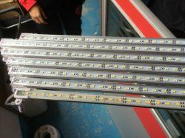 深圳厂家直销 LED5730防水硬灯条 高亮单颗0.5瓦