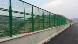 桥梁防抛网 桥梁防落物网 高速公路环桥隔离网
