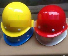 工地防砸安全帽规格材质 电工绝缘玻璃钢安全帽厂家