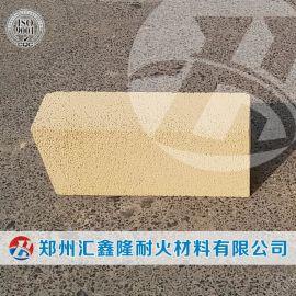 河南厂家直销轻质高铝聚轻砖 保温耐火材料 量大从优