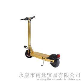 厂家直销驭圣8寸电动滑板车Y8代步车代驾车电动折叠车成人迷你两轮永康