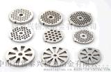 不鏽鋼絞肉機圓形多孔刀片粉末冶金制品