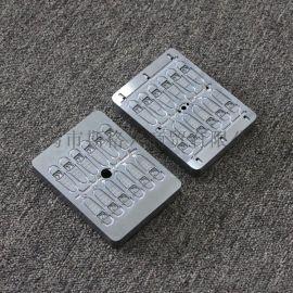 锌合金配件压铸模具 包胶拉片模具 挂件饰品模具 来样定制