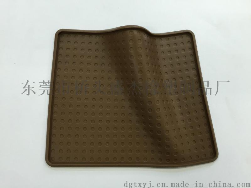 透明自粘软胶, 软硅胶自粘防滑垫, 防滑超软硅胶垫