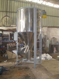 18年塑料辅机生产经验大量批发混色机立式搅拌机容量可选