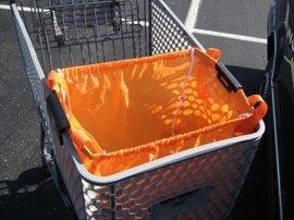 超市购物车挂袋