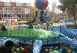 海豚戲水廠家報價公園水上旋轉遊樂設施/巨龍遊樂