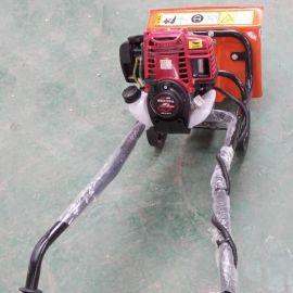 汽油彩钢瓦除锈机价格 手推式除锈机 多功能小型除锈打磨机