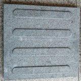 森林綠花崗岩 萬年青燒麵光面石材 深綠麻郵政綠石材 排水溝專用