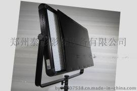 电视台演播室专用LED160W数字平板柔光灯影视平板灯带DMX512调光