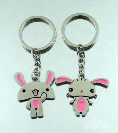 金属礼品钥匙扣,订制各种广告促销礼品钥匙扣