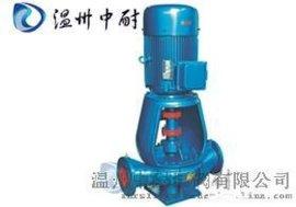 ISGB型便拆式立式管道泵