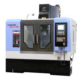 程工精机VH-850综合加工中心 电脑锣 高刚性数控加工中心 850小型加工中心 CNC加工中心