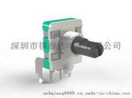 供应EC16编码器,塑胶轴360度.旋转编码器,增量式编码器 (2)