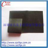 深圳长发其祥专业生产EMI屏蔽导电橡胶片 可按客户要求定做