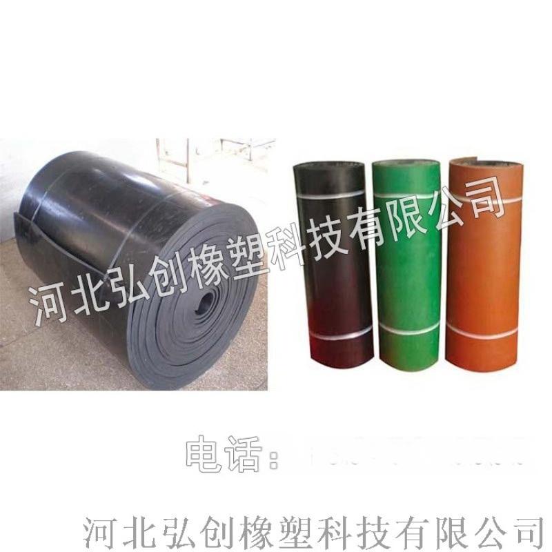 廠家加工 綠色橡膠板 絕緣橡膠墊 品質優良