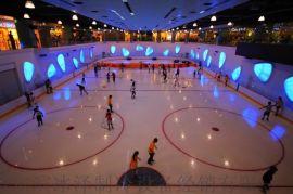 滑冰场工程 滑冰场北京赛车 真冰滑冰场