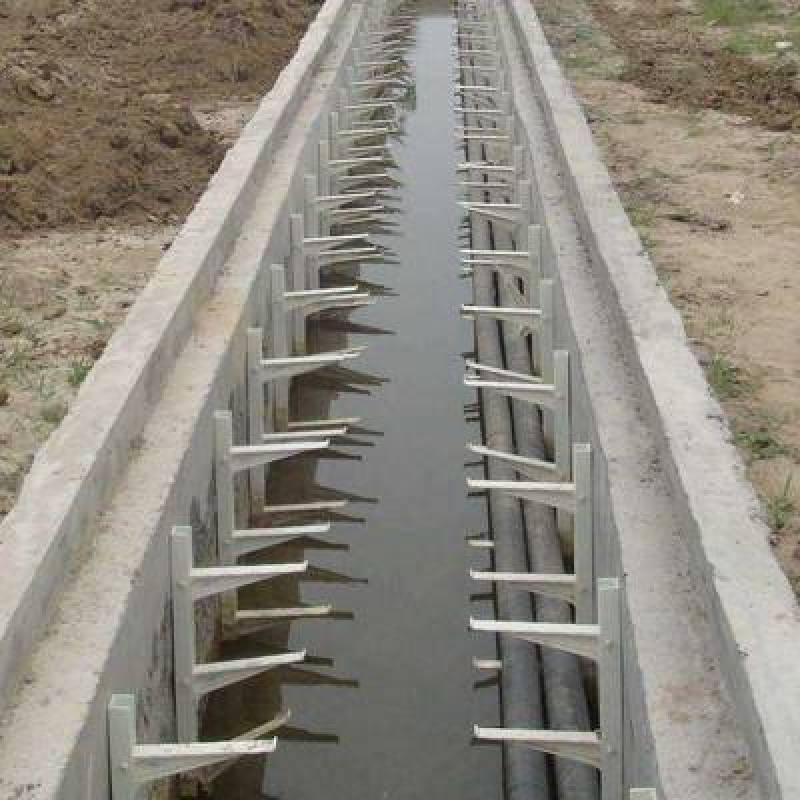 秦皇岛玻璃钢预埋式支架安全环保