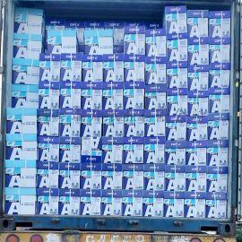 青州全木浆a4纸出口格鲁吉亚 静电复印纸 打印纸