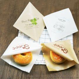 烘培包装纸汉堡外包装防油纸定制生产厂家