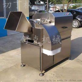 现货高速三维肉丁机工厂用猪肉切丁机