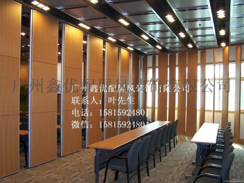 供应广东肇庆酒店活动隔断,移动屏风,折叠门,推拉门
