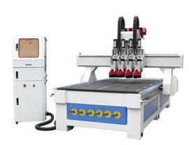 四工序板式家具生产线气动四工序木工家具开料机